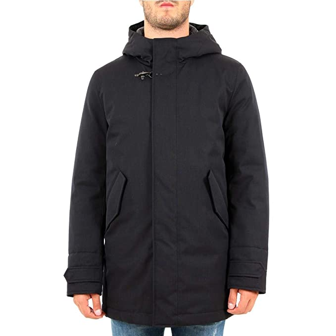 check out 868b6 bf41a Fay Piumino Parka Uomo MOD. NAM33371010 L: Amazon.it ...