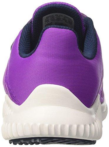 adidas Fortarun Cf K, Zapatillas Unisex Niños Morado (Shopur/conavy/ftwwht)