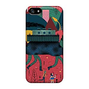 TimeaJoyce Iphone 5/5s Excellent Hard Phone Cover Customized Colorful Grateful Dead Pattern [SwQ17633osNL]