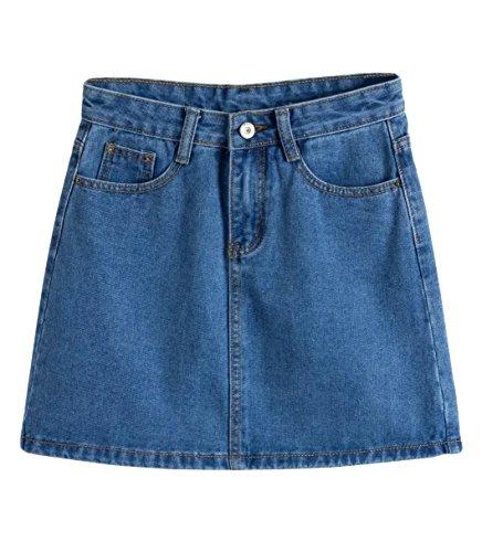 Jean Skirt - 5
