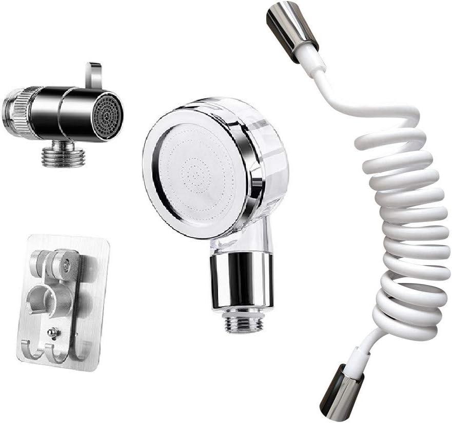 con doccetta estraibile per rubinetto con doccetta HSKB Rubinetto per lavabo con doccetta estraibile