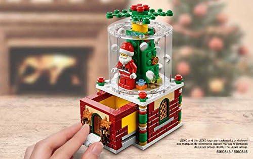 Lego 40223 - Globo di neve: Amazon.it: Giochi e giocattoli