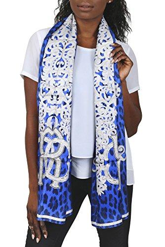 roberto-cavalli-c3802b670-320-blue-animal-print-scarf