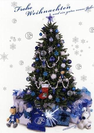Schalke Bilder Weihnachten.Frohe Weihnachten Auf Schalke Various Cdkarte Amazon De Musik