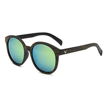 BiuTeFang Gafas de Sol Mujer Hombre Polarizadas Patrón de ...