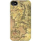 The Lord of the Rings Middle-earth Map Phone Case for iPhone 5/5S/SE