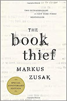 com the book thief anniversary edition  the book thief anniversary edition