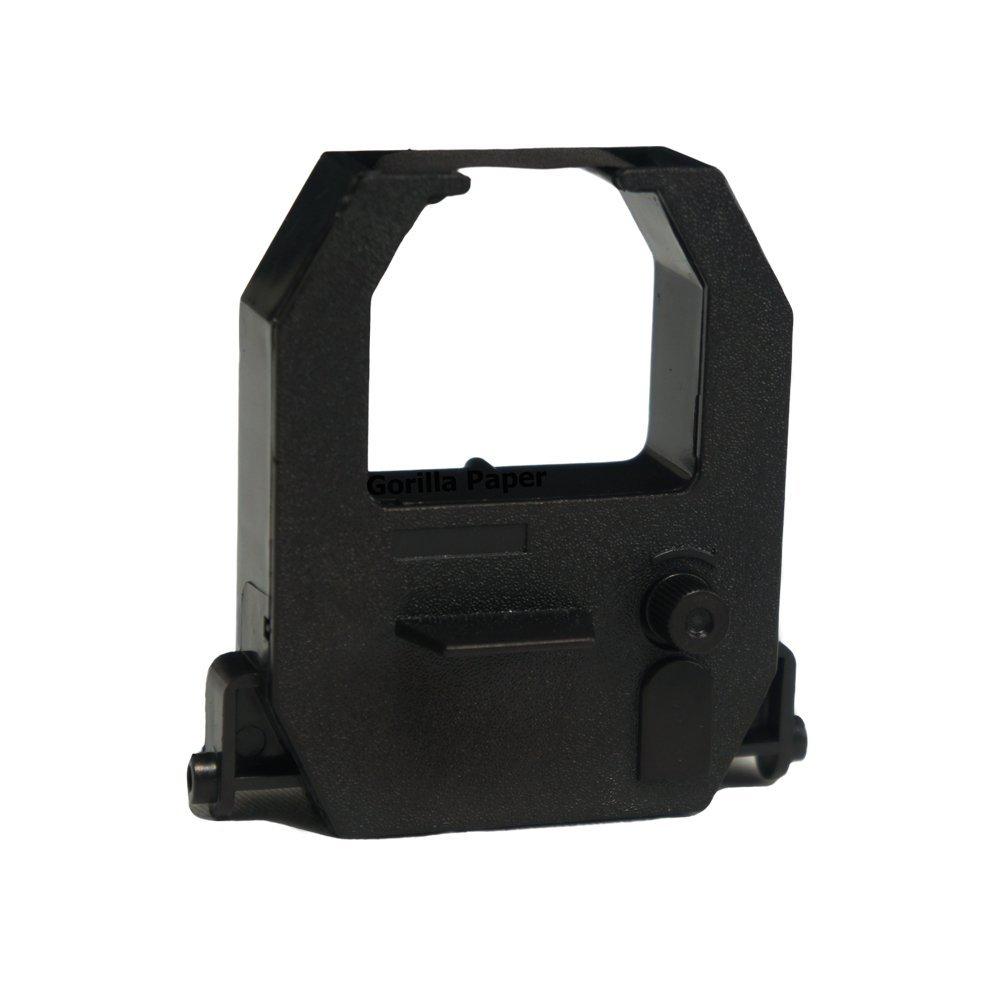 1PK Black Amano Time Clock Ribbon BX-6000 CE315151 CE315250 CE315251 Compatible
