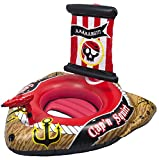 : Poolmaster 87212 Pirate Ship With Action Squirter