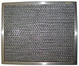 Aluminum/Carbon Rectangle Rangehood Metal Mesh Filter by American Metal Filter