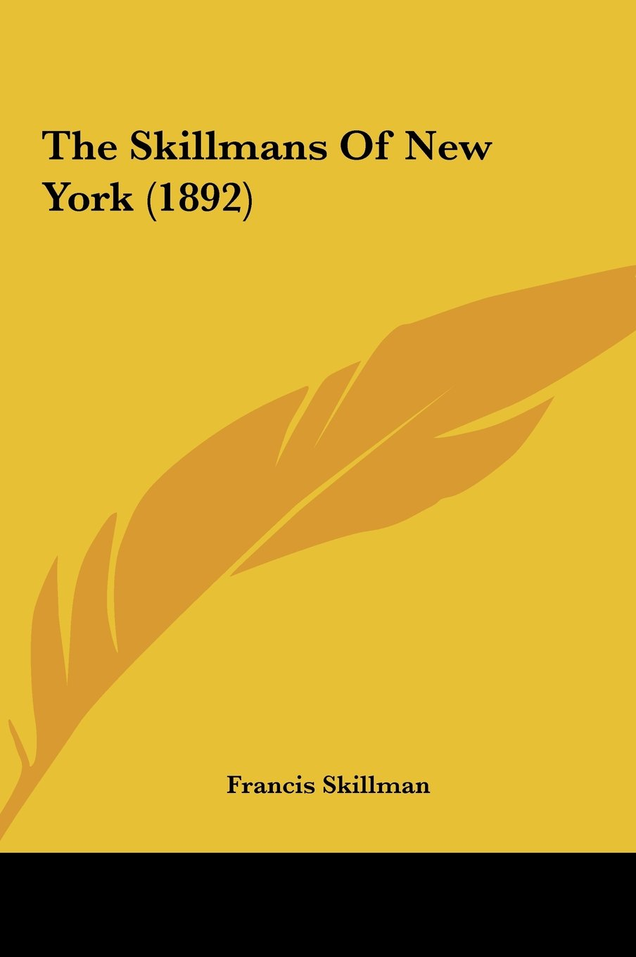 Download The Skillmans Of New York (1892) pdf epub