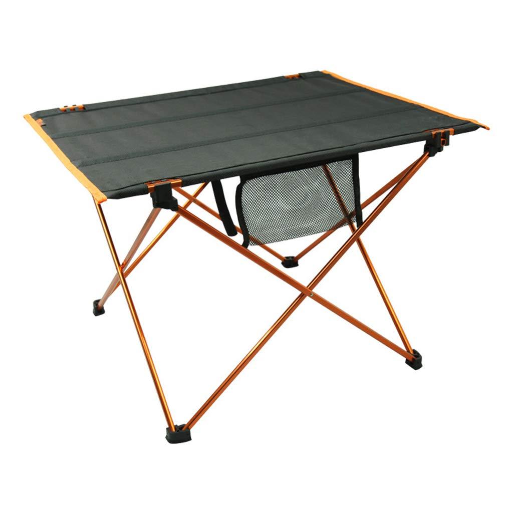 Cozyhome AA Tavolo da Picnic all'aperto Portatile di Alluminio del Tavolo di Piegatura di Alluminio del Panno di Oxford Casa