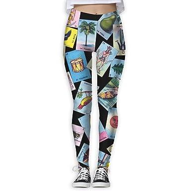 Deglogse Pantalones De Yoga, Polainas De Entrenamiento ...