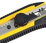 """TAJIMA Utility Knife - 3/4"""" 7-Point Heavy GRI Snap"""