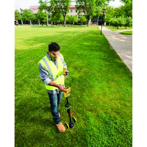 RIDGID 44473 SeekTech SR-24 Locator with Bluetooth and GPS for Underground  Pipe Location and Line Tracing