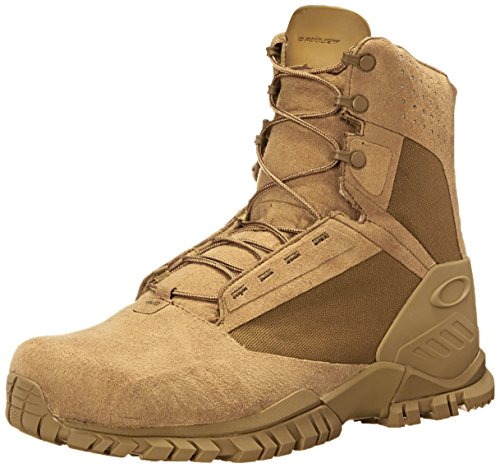 Oakley Men's SI-6 Military Boot, Coyote, 12.5 M (Oakley Fast Rope)