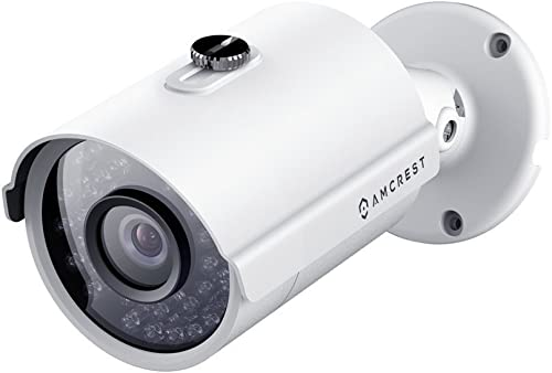 Amcrest Full HD 1080P 1920TVL Bullet Outdoor Security Camera