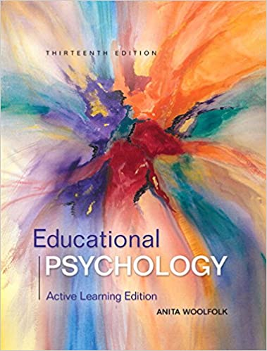 Educational psychology active learning edition with mylab education educational psychology active learning edition with mylab education with enhanced pearson etext loose leaf version access card package 13th new in ed fandeluxe Choice Image