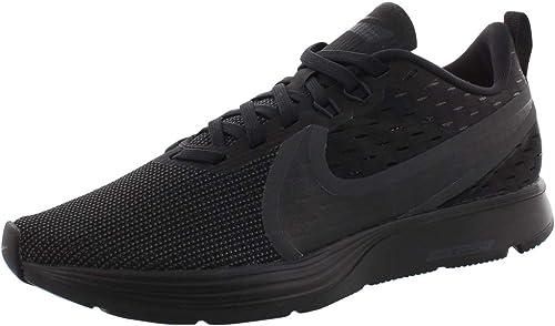 Nike Damen WMNS Zoom Strike 2 Laufschuhe, schwarzweiß