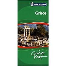 Michelin Le Guide Vert Grece