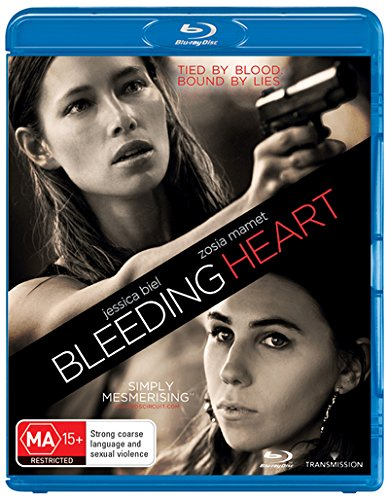 Bleeding Heart | NON-USA Format | Region B Import - Australia
