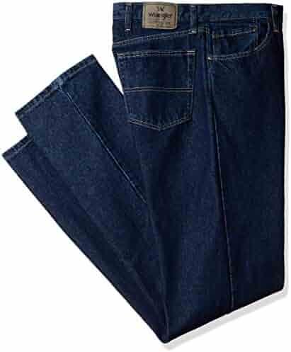 Wrangler Men's Authentics Regular Fit Jean