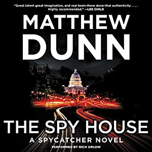 The Spy House Audiobook