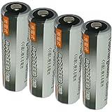 JC 充電式電池 単3形 4個パック [容量:2500mAh 約500回使用可能] 充電池 ニッケル水素