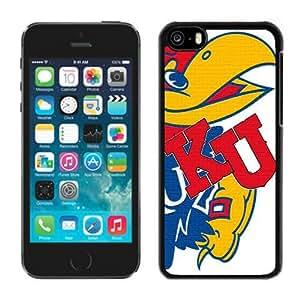 Big 12 Conference Kansas Jayhawks NCAA iPhone 5C Case Cover