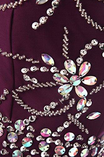 Musever-Womens-Halter-Short-Homecoming-Dress-Beading-Tulle-Prom-Dress
