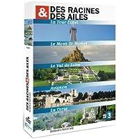 Des racines et des ailes Le Val de Loire + La Corse + La Tour Eiffel + Le Mont St Michel + Avignon