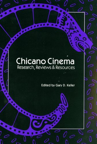 Chicano Cinema: Research, Reviews, and Resources (Chicano Cinema)