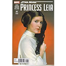 Princess Leia # 1 Photo Variant