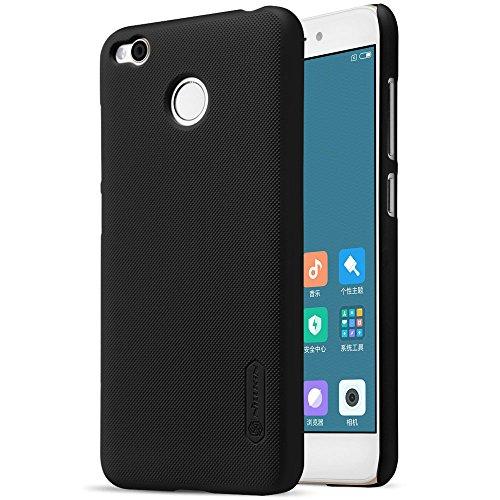 Kepuch Frost Xiaomi Redmi 4X Funda - Súper Escarchado Proteger Difícil Ordenador Personal Funda Sarcasa Cuero Smart Sase...