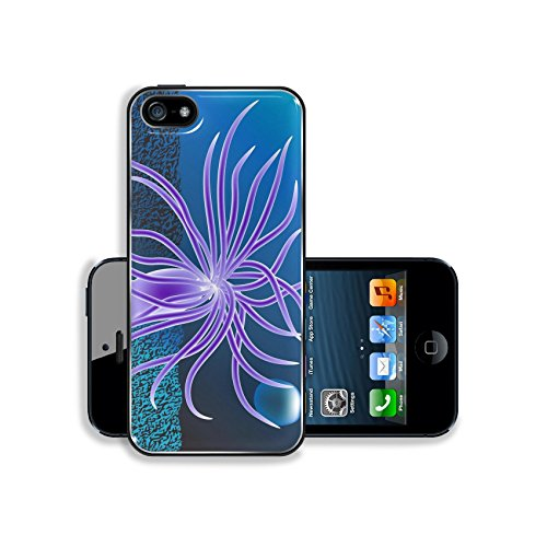 Anemone Bubble - MSD Premium Apple iPhone 5 iphone 5S Aluminum Backplate Bumper Snap Case Image ID 27254982 sea anemone with bubbles underwater