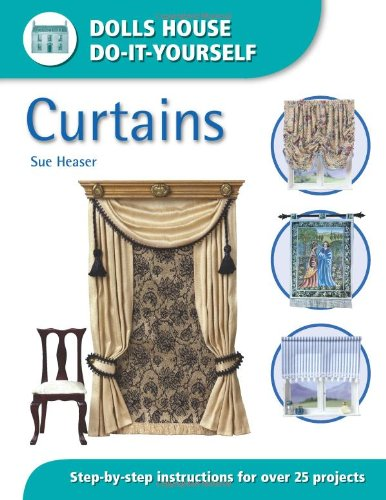 Dolls House Do-it-Yourself - Curtains for sale  Delivered anywhere in USA