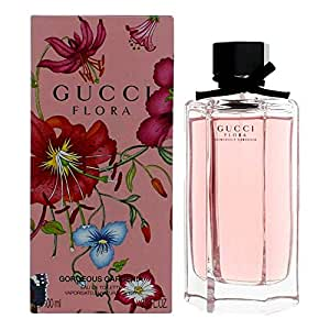 Flora Gorgeous Gardenia by Gucci for Women - Eau de Toilette, 100ml