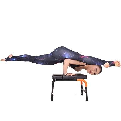 Silla de inversión de Yoga, reposapiés, Mejora de Banco ...
