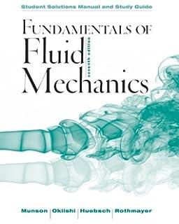 Fundamentals Of Fluid Mechanics Ebook
