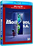 Monstruos, S.A. [Blu-ray 3D] [Blu-ray]