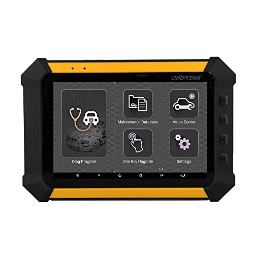 OBDSTAR X300 DP Android Tablet Keymaster Full Configuration Package
