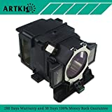ELPLP72 V13H010L72 Replacement Lamp for Epson PowerLite Pro Z8455WUNL Z8450WUNL Z8350WNL Z8255NL Z8250NL Z8150NL