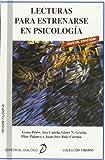 img - for PSICOLOGIA, LECTURA PARA ESTRENARSE NUEVA EDICION book / textbook / text book