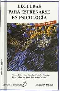 PSICOLOGIA, LECTURA PARA ESTRENARSE NUEVA EDICION: Juan