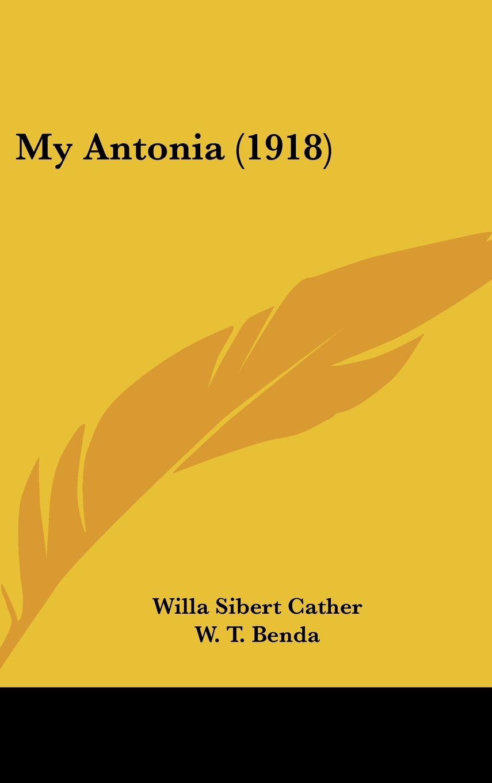 My Antonia pdf
