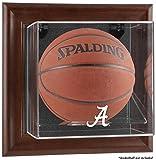 NCAA - Alabama Crimson Tide Framed Wall Mountable Basketball Display Case
