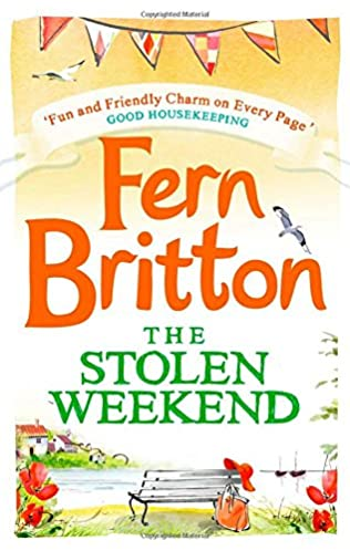 book cover of The Stolen Weekend