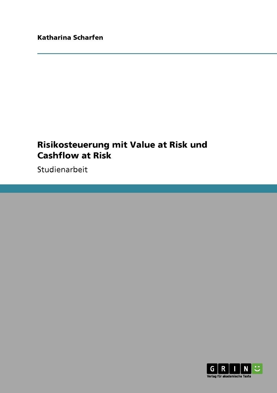 Download Risikosteuerung mit Value at Risk und Cashflow at Risk (German Edition) pdf epub