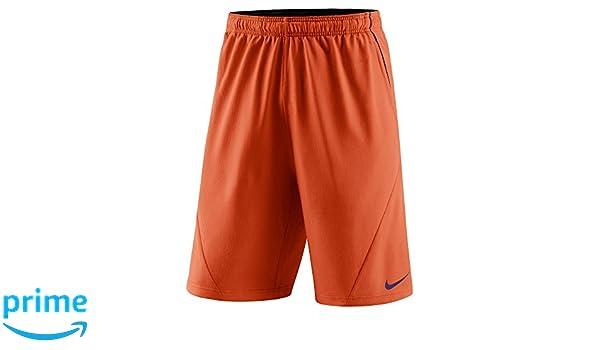 8f2d643a529f Amazon.com  Nike Clemson Tigers Dri-Fit Fly XL 5.0 Performance Shorts  (Small)  Clothing