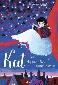 vignette de 'Kat, apprentie magicienne n° 1 (Stephanie Burgis)'